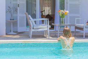 Der Swimmingpool an oder in der Nähe von Es Norai 18