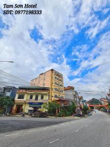 Khách sạn Tam Sơn