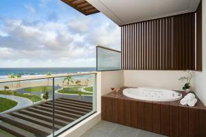 Ocean Front Pavilion 2 Bedrooms Upper Floor-ALMA Resort
