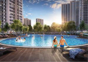 Hanoi Apartment @Vinhomes Ocean Park
