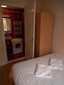 Um banheiro em Mayfair Flat