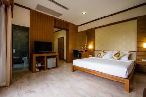 Lova arba lovos apgyvendinimo įstaigoje Phu Places