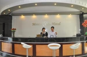 Khách Sạn Monte Carlo