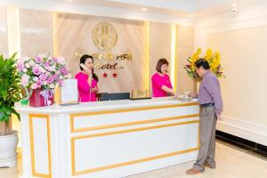 Khách Sạn Hoàng Hải