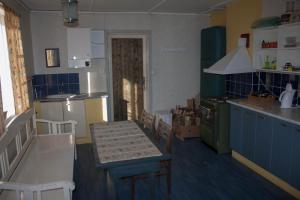 Köök või kööginurk majutusasutuses Kooli Kopli Holiday Homes