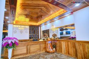 Khách Sạn Nghĩa Lam Trà