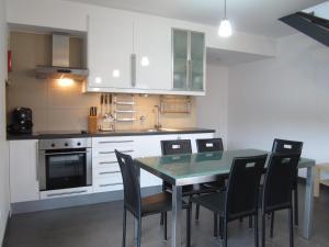 A cozinha ou kitchenette de Casa Das Furnas