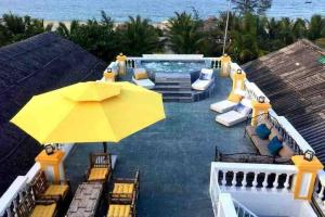 Unique Beach Front Villa with Jet Pool in Hoi An