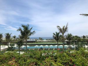 Ocean view villa in Alma Resort