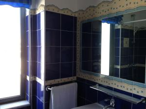 A bathroom at Residence Mareblu
