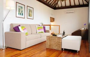 Uma área de estar em Alfama Terrace