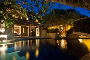 The swimming pool at or close to Pool Villa Club Lombok