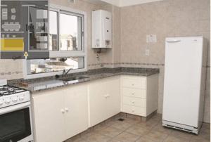 A kitchen or kitchenette at Wilson Apart Hotel