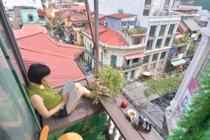 Mia's Home in Old Quarter/ Balcony/ Elevator
