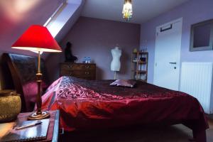 Un ou plusieurs lits dans un hébergement de l'établissement Duinenzicht II
