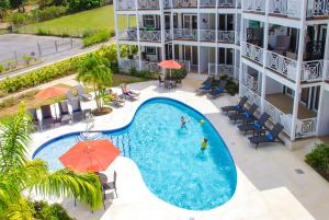 A view of the pool at Lantana Resort Barbados by Island Villas or nearby