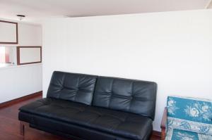 O zonă de relaxare la HS Apartments