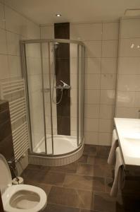 A bathroom at Schraberger - Top Holland