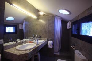 Un baño de Apartaments Turístics Prat de Les Mines