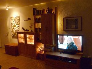 TV/Unterhaltungsangebot in der Unterkunft Ferienwohnung der Familie Scheel in Celle