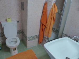 Ein Badezimmer in der Unterkunft Apartment Danhauser