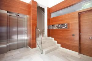 Ein Badezimmer in der Unterkunft APBCN Eixample Center