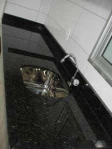 A bathroom at Apartamento Residencial Vida