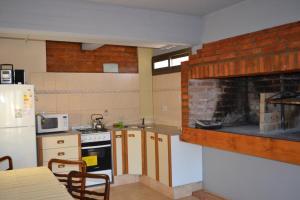 Una cocina o kitchenette en La Casa Grande