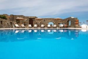 Πισίνα στο ή κοντά στο Mykonos Thea