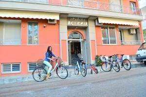 Ποδηλασία στο Studios Asteria ή στη γύρω περιοχή