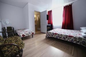 A room at Villa Elena