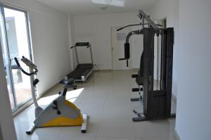 The fitness center and/or fitness facilities at Vive Apart Buenos Aires