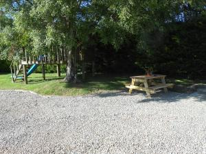Children's play area at Birchdale Apartment