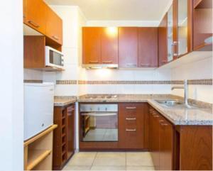 Una cocina o zona de cocina en SyS Suites Nueva San Martin
