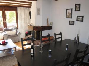 Restaurant ou autre lieu de restauration dans l'établissement Apartment Lauber, Haus Wichje A, Zermatt