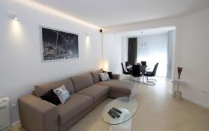 A seating area at Luxury Apartment Split