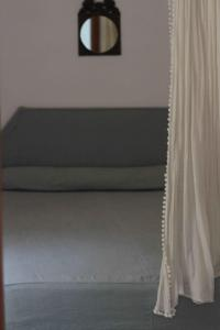 Cama ou camas em um quarto em Belvedere di Roma