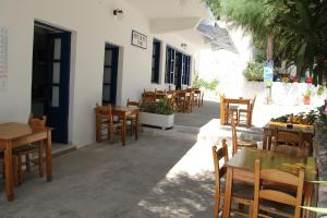 A restaurant or other place to eat at Hotel Stavris