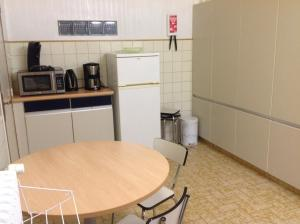 A kitchen or kitchenette at Villa Maran