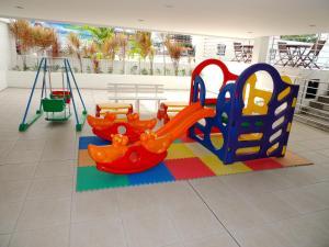Children's play area at Apartamento Maceió Brasil