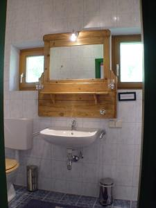 Ein Badezimmer in der Unterkunft Ferienhaus Siegel Riegersburg