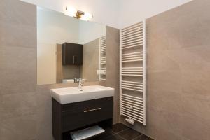 Ein Badezimmer in der Unterkunft Yourapartment 1030