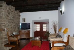 A seating area at Casa Real Danaia