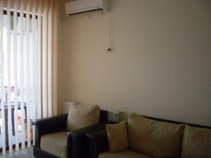 O zonă de relaxare la Apartamente Club Bosco