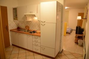 Kuhinja oz. manjša kuhinja v nastanitvi Apartment Likar