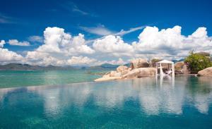 The swimming pool at or near L'Alya Ninh Van Bay