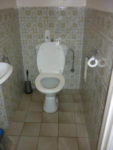 Salle de bains dans l'établissement Apartment Orion 14