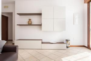 The floor plan of GuestFriendly 605 - La casa di Maria Rosa
