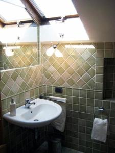 A bathroom at Casa Vacanze Spino