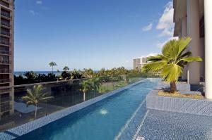 The swimming pool at or near Trump Waikiki by Gaia Resort